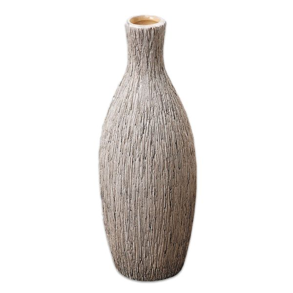 Vase Earth beige