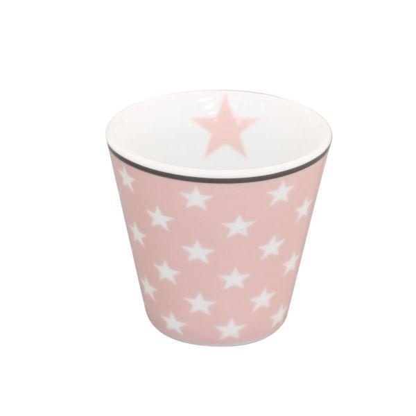 Espressotasse Star rosa