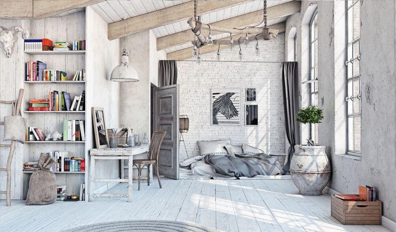 Tipps für ein modernes Wohnzimmer im Landhausstil