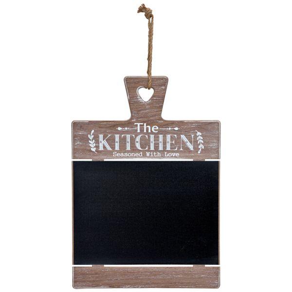 Memotafel Kitchen Holz braun