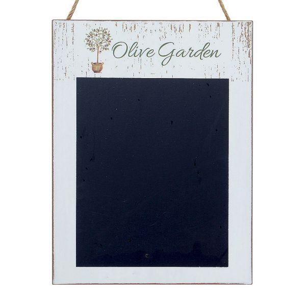 Memotafel Olive Garden beige