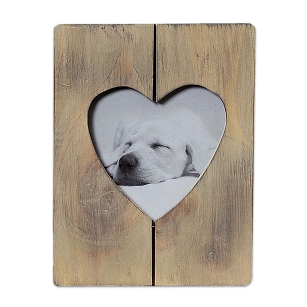 47 x 45 cm Bilderrahmen Herz Form ca